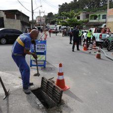 Prefeitura leva para Cosmos a 52ª edição do programa de zeladoria Cuidar da Cidade Fotos: Renne Rocha/Prefeitura