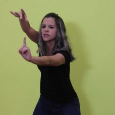 Central Carioca de Intérpretes de Libras traduziu 13 sambas-enredo. Foto: Divulgação / Prefeitura do Rio