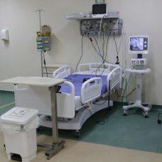 Leito do Hospital Municipal Ronaldo Gazolla. Foto: Mariana Ramos / Prefeitura do Rio