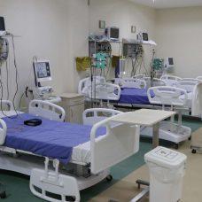 Leitos do Hospital Municipal Ronaldo Gazolla Foto: Mariana Ramos/Prefeitura do Rio