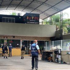 Tanque, Pechincha e Rio das Pedras estão no roteiro das ações da Seop nesta quinta-feira (28/05) Foto: Divulgação Seop / Prefeitura do Rio